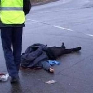 В Гатчинском районе иномарка сбила пенсионерку