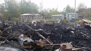 За прошедшую неделю на территории ГМР сгорело 4 бани. Основная причина пожаров: неисправность   печного оборудования