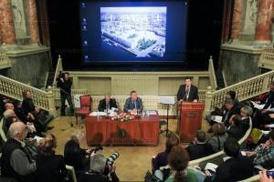 Проект «Императорское кольцо» представили на Международном культурном форуме в Санкт-Петербурге