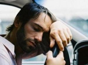 В Пижме наркоман заснул за рулем и попал в аварию