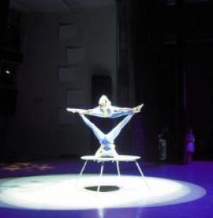 Воспитанницы  гатчинского цирка «Гротеск» получили награду на международном фестивале