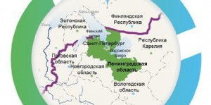 Ленинградская область развивает приграничное сотрудничество